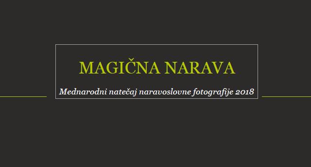 Magična narava 2018