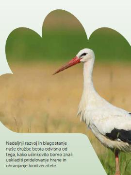 Zloženka Kmetijstvo in biodiverziteta z roko v roki