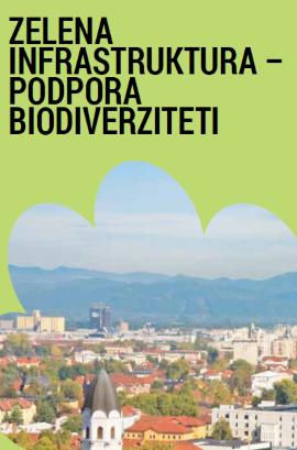 Zelena infrastruktura – podpora biodiverziteti