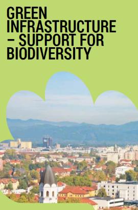 Zelena infrastruktura – podpora biodiverziteti – ANG
