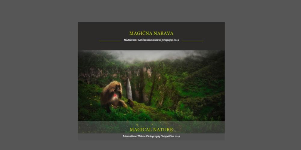 Magična narava 2019 / Magical Nature 2019