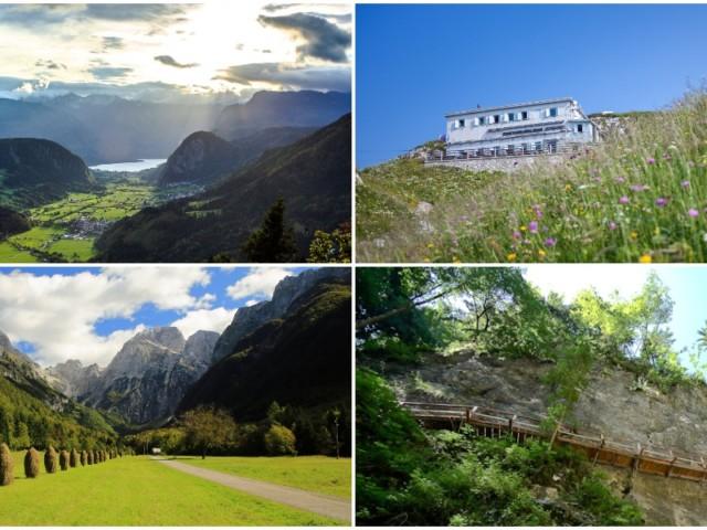 Na čudovitih poteh Julijskih Alp