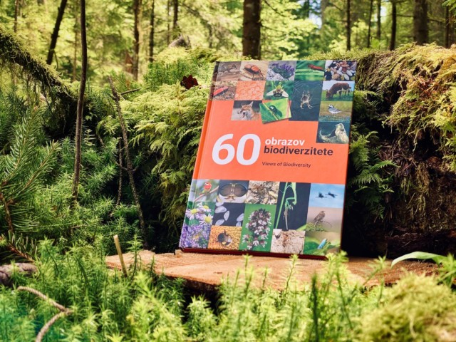 60 obrazov biodiverzitete